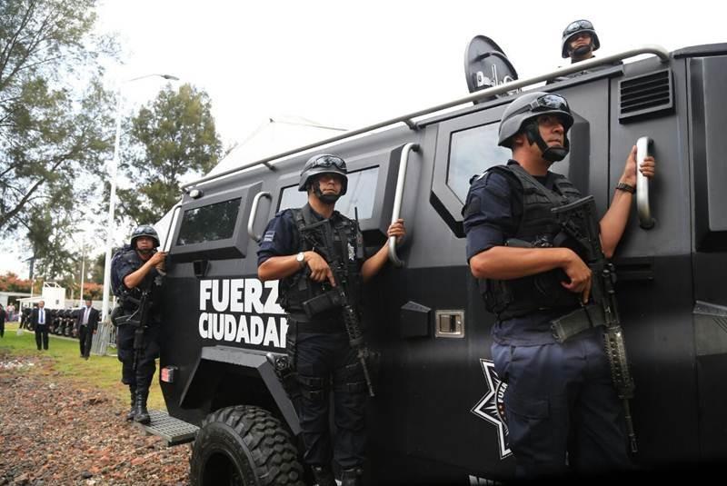 Las fuerzas armadas mexicanas y la delincuencia - galería fotos - Fuerza_ciudadana_arranque-movil