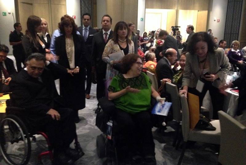 Promoverán empleo para personas con discapacidad