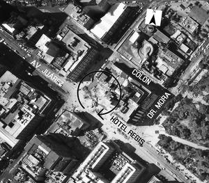 ICA: imágenes inéditas del temblor