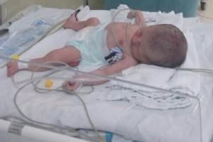 Bano Del Bebe En El Hospital.El Universal Los Estados Abandonan A Recien Nacido En