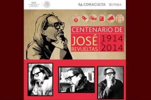 Conaculta crea sitio web para celebrar a José Revueltas