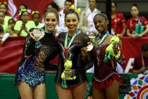 JCC 2014 México regresa como líder del medallero