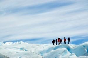 Se derriten los glaciares y el turismo se inventa nuevas rutas