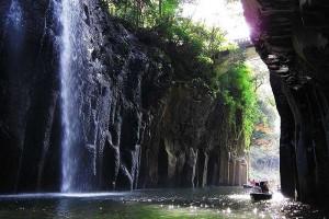 Increíble santuario tallado por la naturaleza