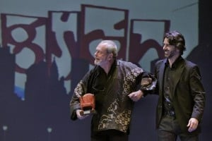 Terry Gilliam recibe Premio Honorífico del Festival de Gijón