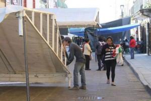 Sección 22 acuerda mantener plantón en Oaxaca