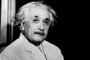 Albert Einstein: Pensamientos para reflexionar