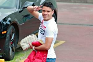 Pablo Barrera es nuevo jugador del Monterrey