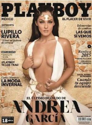 El Universal Espectáculos Andrea García Agota Revista Para