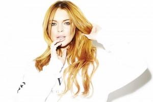 Lindsay Lohan esculpe su cuerpo con yoga erótica