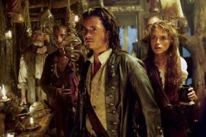 Orlando Bloom podría volver a Piratas del Caribe