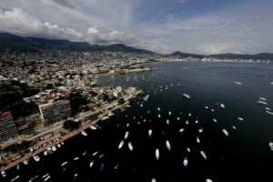 Acapulco registra ocupación de casi 50%