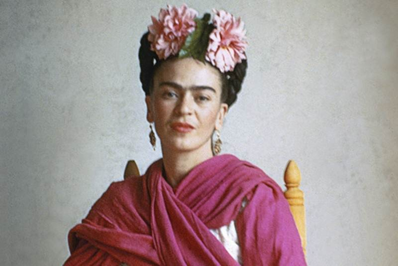 Obra sobre Frida Kahlo, un éxito en Río de Janeiro