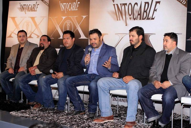 integrantes intocable:
