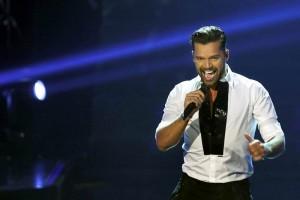 Ricky Martin visitará México en junio