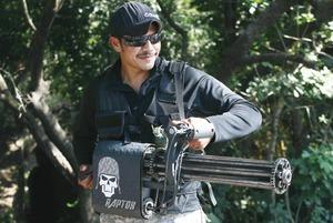 Policía Civil fabrica armas de alto calibre 1PRINCESAH
