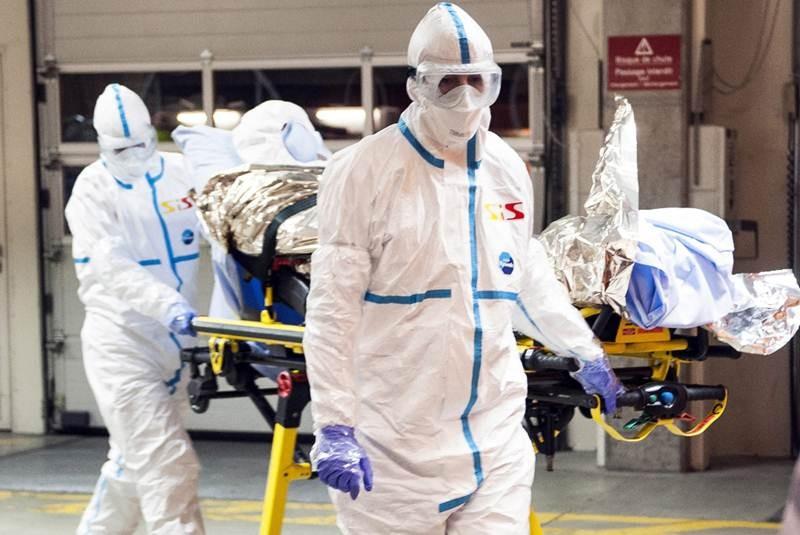 Cubano de brigada contra ébola muere por paludismo en África - El Universal