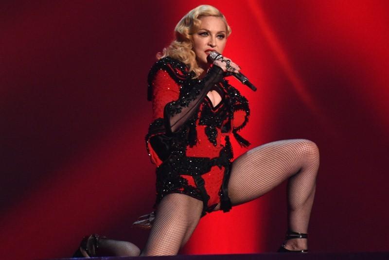 i>50 sombras de Grey</I>, una ficción barata: Madonna