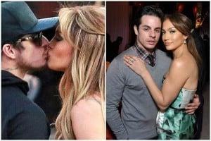 Aseguran que ruptura entre J.Lo y su ex fue un montaje