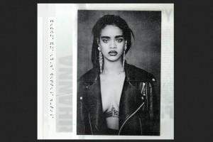 Rihanna comparte la portada de su nuevo disco