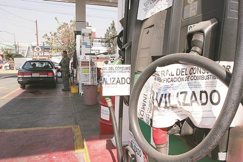 Roban a clientes 7 de cada 10 gasolineras