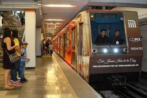El Metro recuerda a Sor Juana Inés de la Cruz