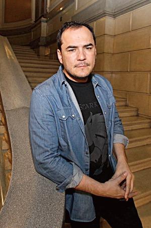 Ismael Serrano se rebela con su arte