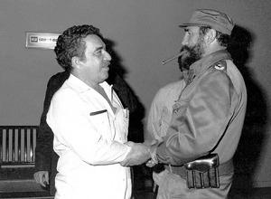 Recuerdan en tv vida de Gabriel García Márquez