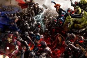 Esperan el mejor estreno de la historia para Vengadores