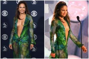 Vestido de J.Lo inspiró creación de Google Imágenes