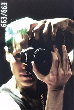 Difunden primera foto de Jared Leto como Guasón