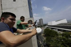 Vuelve a sonar el 'cacerolazo' contra Maduro en Panamá