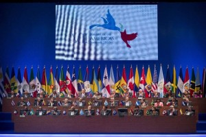 Inauguran Cumbre de las Américas con mensaje del Papa