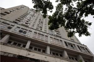 Invaden edificio en Río que sería hotel de lujo
