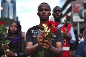 Kenia: Cynthia rezaba pidiendo a Dios que la protegiera