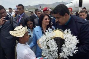 Nicolás Maduro llega a Panamá para participar en Cumbre