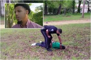 Por miedo 'pensé en borrar el video' del asesinato de Scott: testigo