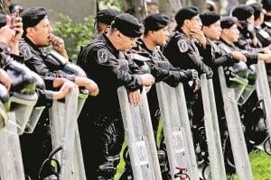 Policías en México, con bajo salario, escasa seguridad y sin capacitación: Causa en común Dediez080415-web