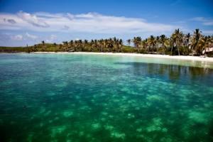 Isla mexicana sólo permite 200 visitantes al día