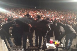 'Intocable' cancels concert in Morelia