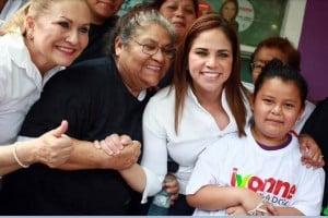 Se compromete Ivonne Álvarez a luchar por las mujeres