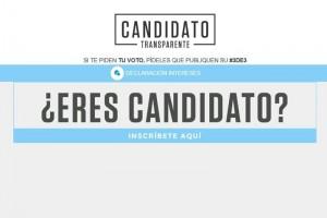 Las iniciativas civiles para conocer a los candidatos