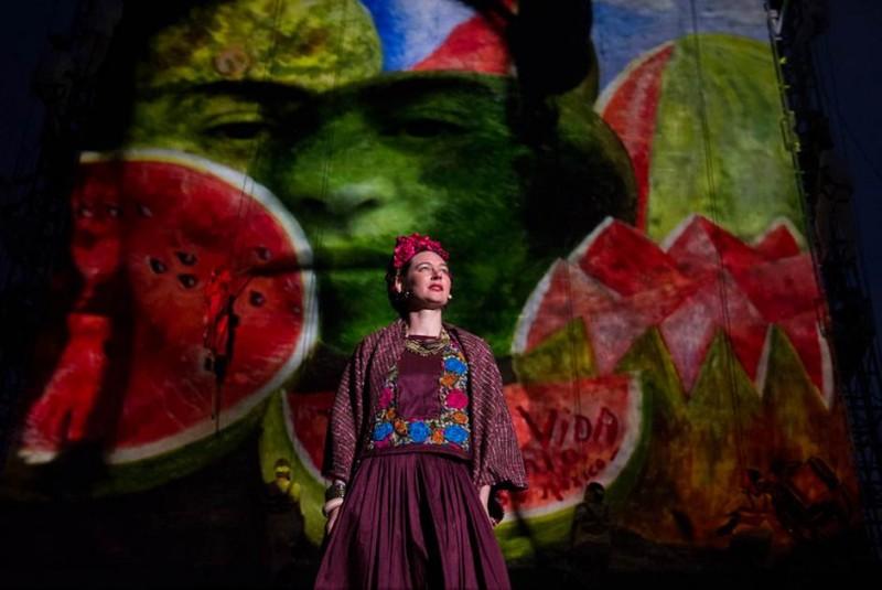Espectáculo sobre Frida Kahlo brilla en Londres