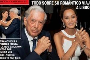 Hijo de Vargas Llosa habla sobre el affair de su padre