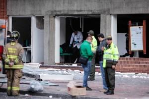 Una mujer, sospechosa de ataques en Bogotá