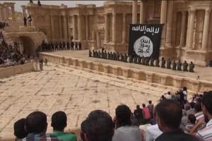 Niños del Estado Islámico asesinan a 25 soldados sirios