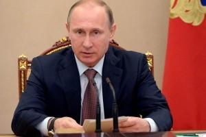 Putin ajustará estrategia de seguridad nacional rusa