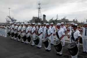 Tras 40 años de servicio, den de baja a buque Manuel Azueta